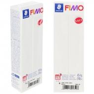 Полимерная глина (пластика) Fimo Soft 454г (000) Белая (8021-0)