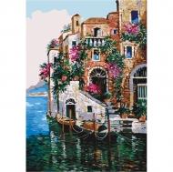 Картина по номерам Идейка 35х50см Цвета Тосканы (КНО2736)