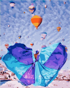 Картина по номерам BrushMe 40*50см Каппадокия (GX24906)