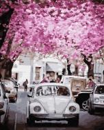 Картина по номерам BrushMe 40*50см В городе весна (GX31972)