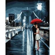 Картина по номерам BrushMe 40*50см Романтическое свидание (GX32244)
