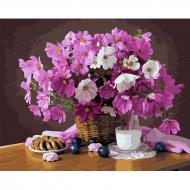 Картина по номерам BrushMe 40*50см Цветочный уют (GX33787)