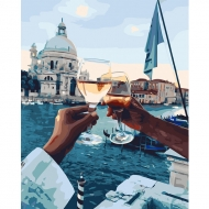 Картина по номерам BrushMe 40*50см Романтика Венеции (GX21611)