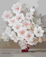 Картина по номерам BrushMe 40*50см Весеннее цветение (GX7331)