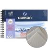 Блок бумаги для акварели на спирали Canson Montval Torchon Bloc (12) 270 г/м2 13,5х21 см