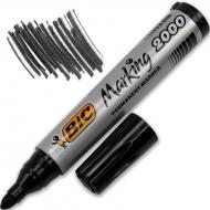 Маркер перманентный BIC 2000 черный