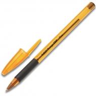 Ручка шариковая BIC Orange Grip черный