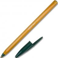 Ручка шариковая BIC Orange зеленая