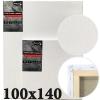 Холст на подрамнике Monet итальянский хлопок среднее зерно 100*140 см (MP100140)