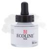 Краска акварельная жидкая Ecoline 100 Белая