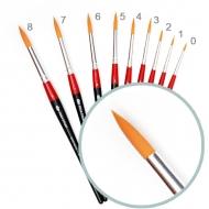 Синтетика круглая 111 на короткой ручке, ROSA START