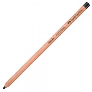 Пастельный карандаш PITT черный (199) Faber-castell