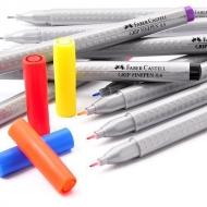 Ручка капиллярная  GRIP FINE PEN 0,4 мм