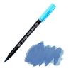 Маркер акварельный Koi кисточка (125) Небесно-голубой