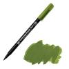 Маркер акварельный Koi кисточка (130) Зеленый травяной