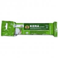 Пластилин Keraplast 300г белый