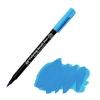 Маркер акварельный Koi кисточка (137) Синий морской