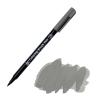 Маркер акварельный Koi кисточка (144) Серый теплый темный