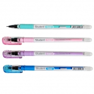 Ручка гелевая Пиши-стирай (самостирающаяся) синяя