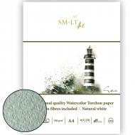 Склейка для акварели PRO CREATE Torchon А4, 250г/м2, 10л SMILTAINIS