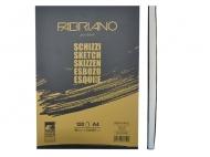 Склейка для эскизов Schizzi Sketch А4 (21х29,7см), 90г/м2, 120л., Fabriano