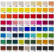 Набор акриловых красок AMSTERDAM GENERAL SELECTION 72 цветов 20 мл тубы в картоне (23075401)