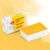 Краска акварельная, Неаполитанская желтая, 2,5мл, Белые Ночи