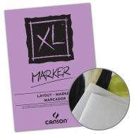 Canson блок бумаги для маркеров XL Marker 70 гр A4 (100)