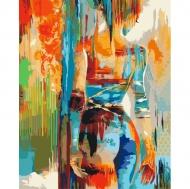 Картина по номерам Идейка 40х50см Силуэт (КНО2638)
