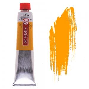 Краска масляная ArtCreation Royal Talens 200 мл Желтая (200)