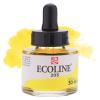Краска акварельная жидкая Ecoline 205 Желтая лимонная