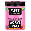 Краска акриловая Art Kompozit, (213) Розовый основной, 75 мл