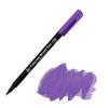 Маркер акварельный Koi кисточка (224)  Пурпурный светлый