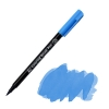 Маркер акварельный Koi кисточка (225) Синий стальной