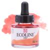 Краска акварельная жидкая Ecoline 237 Оранжевая темная