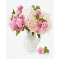 Картина по номерам BrushMe 40*50см Нежный букет цветов (GX29428)