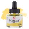 Краска акварельная жидкая Ecoline 259 Желтый песочный