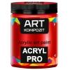 Краска акриловая Art Kompozit, (259) Красный, 75 мл