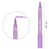 Маркер акриловый универсальный FlySea 2-3 мм (19) Фиолетовый светлый