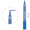 Маркер акриловый универсальный FlySea 2-3 мм (35) Синий