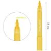 Маркер акриловый универсальный FlySea 2-3 мм (42) Желтый светлый