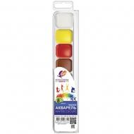 Набор акварельных красок Луч Классика медовые 8 цв. (110211)
