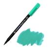 Маркер акварельный Koi кисточка (028) Синевато-зеленый светлый