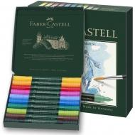 Набор маркеров акварельных Albrecht Durer `Set of 10` Faber Castell, 10цв.