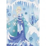 Картина детская Идейка 25х35см Морозная принцесса (7153/3)
