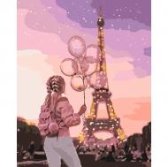 Картина по номерам Идейка 40х50см Город романтики (КНО4609)