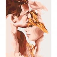 Картина по номерам Идейка 40х50см Идеальная пара (КНО4678)