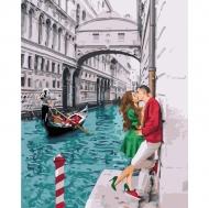Картина по номерам Идейка 40х50см Страсть по итальянски (КНО4681)