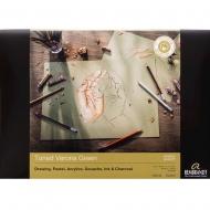 Склейка для пастели Rembrandt A3 180г/м2 50л Toned Verona Green Royal Talens (93080021)