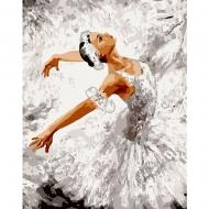 Набор картина по номерам SANTI 40*50 Грация танца (953848)